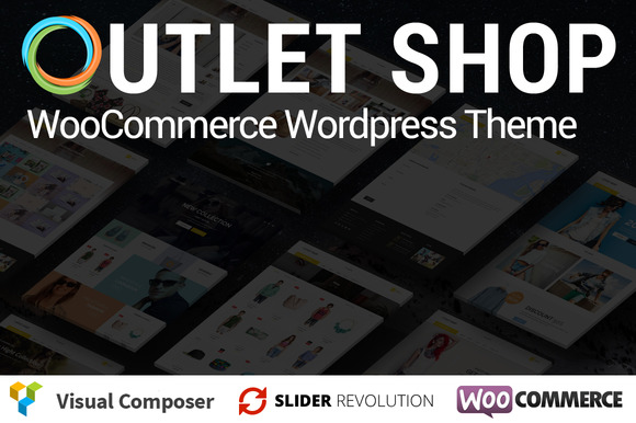 OutletShop – WooCommerce Theme