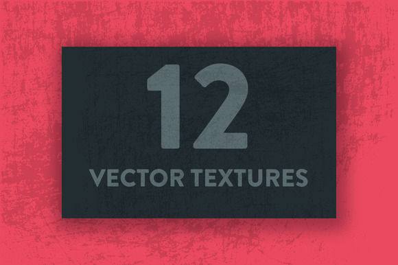 Grunge Vector Texture Pack
