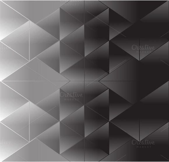 Abstract Background Black Triangle