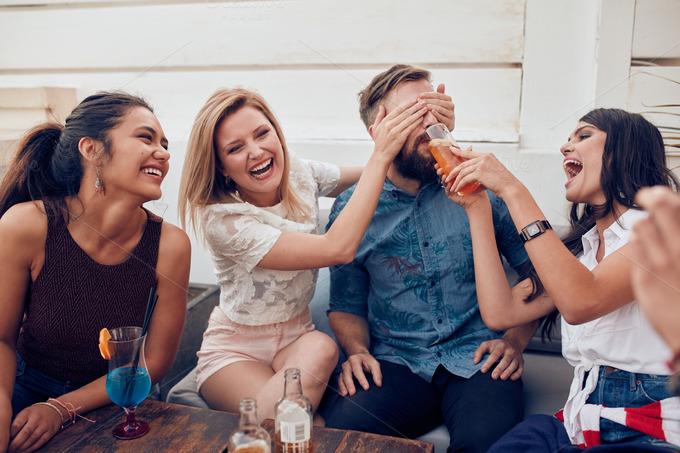 Risultati immagini per friends having fun