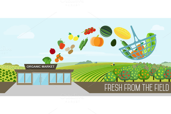 Supermarket Natural Products