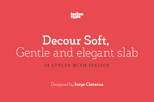 Decour Soft - Intro Offer 70% off