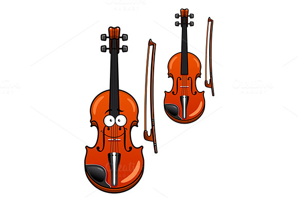 Cartoon Violin Images: Cartoon Play The Violin » Designtube