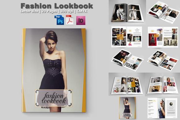 fashion brochure template - fashion magazine template v329 brochure templates on