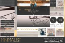 Minimalist Website/Blog Kit