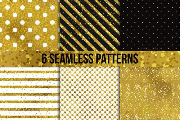 Golden Pattern Set