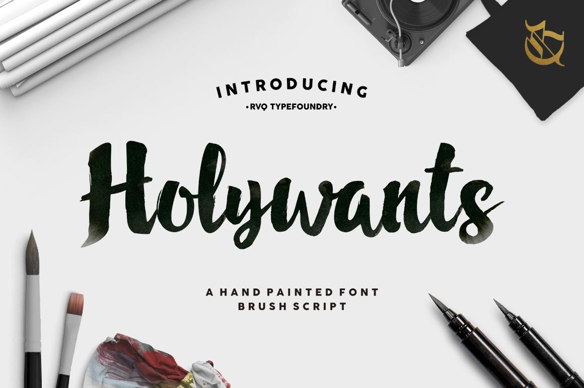 Holywants + bonus - Script - 1