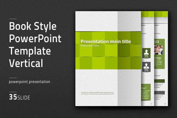 Powerpoint Ebook Template