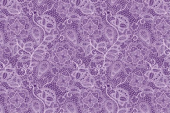 5 Lace Seamless Patterns