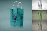 Shopping Bag Mock-up 2-Graphicriver中文最全的素材分享平台