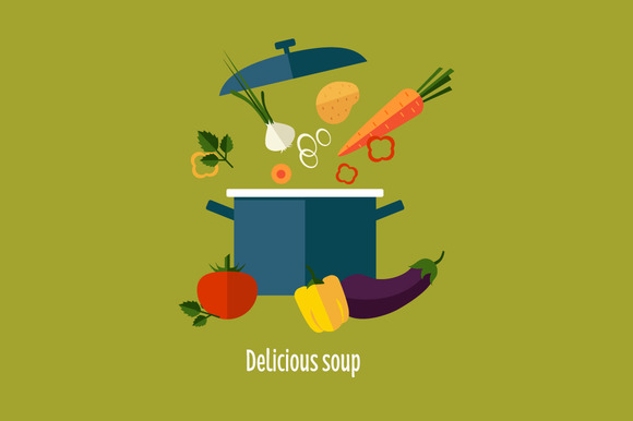 Recipe Vegetarian Vegetable Soup