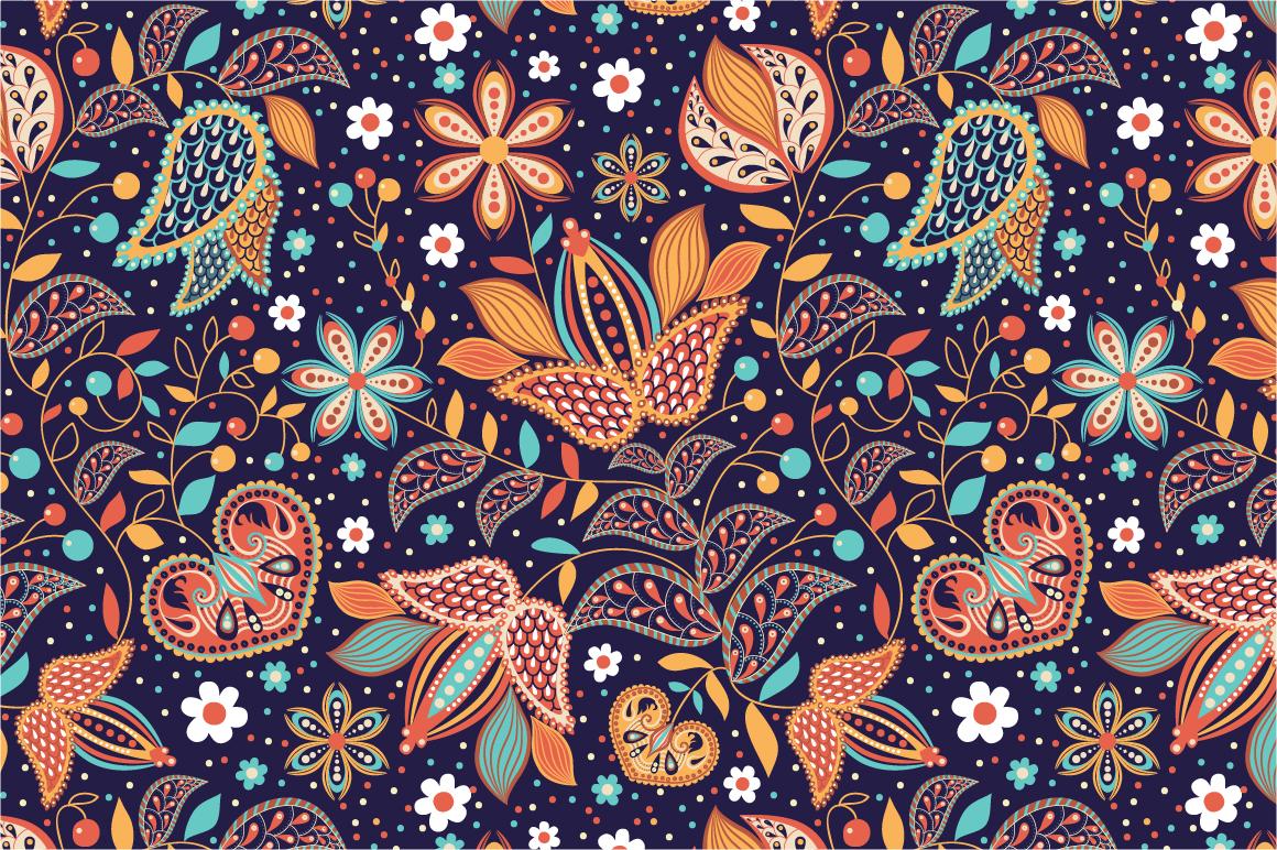 Set Of Ethnic Patterns Patterns On Creative Market