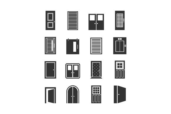 Door An Icon