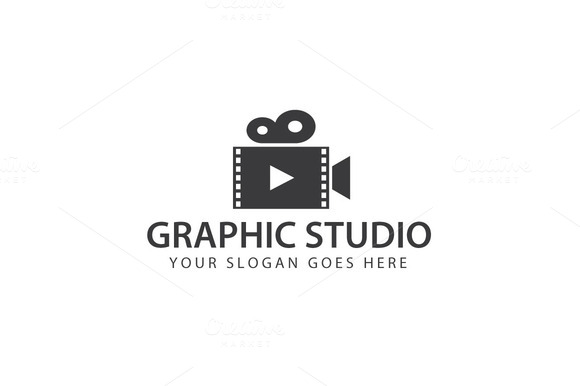 Graphic Design Studio Logos Graphic Studio Logo Template