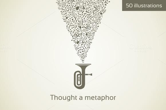 Thought A Metaphor