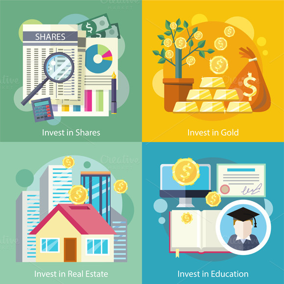 Investment In Education Gold Propert