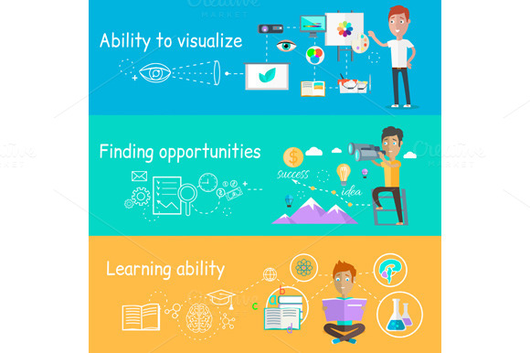Business Ability Of Visualize Learni