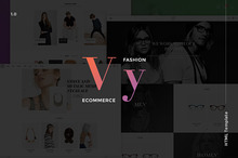 Vy – Multi eCommerce HTML Template