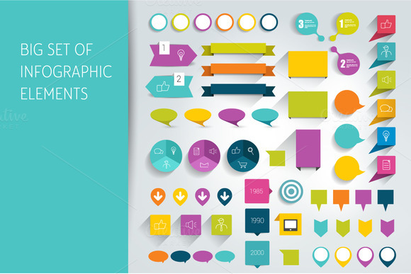 Collections Of Infographics