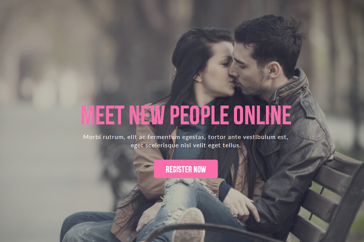 Dating website for creatives