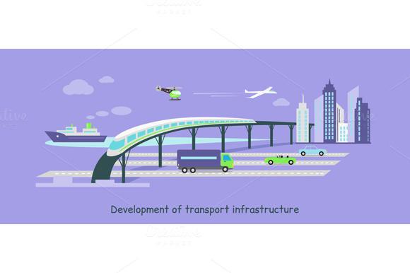 Development Transport Infrastructure