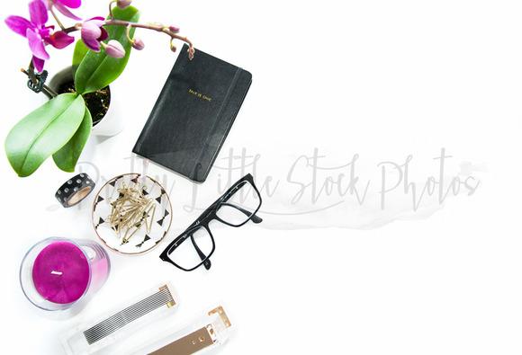 #261 PLSP Styled Desktop Stock Photo