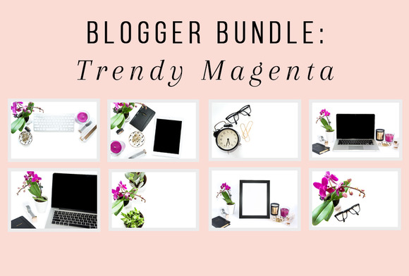 PLSP Trendy Magenta Blogger Bundle