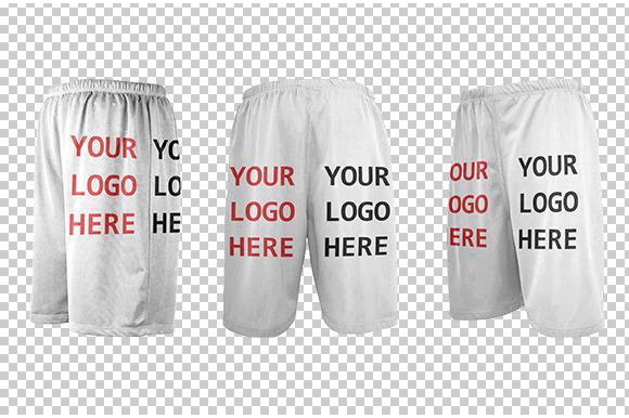 Shorts Mock-up