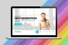 Seagreen 9-in-1 WordPress theme
