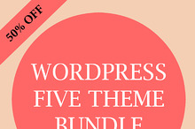 Wordpress Five Theme Bundle