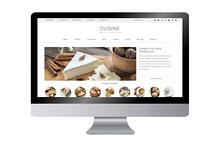 Cuisine- Feminine Wordpress Theme