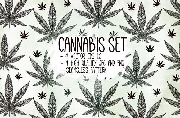 Cannabis Set