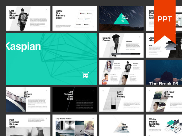 Powerpoint Templates And Keynote Themes That Look Great In 2016