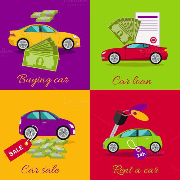 Buying Selling Rental Car