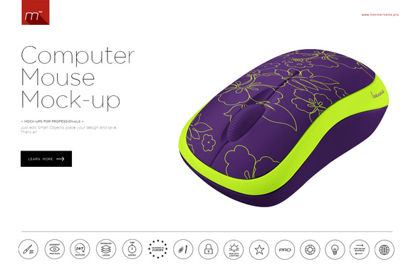 Computer Mouse Mock-up