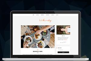Liberty - Responsive Blog Theme