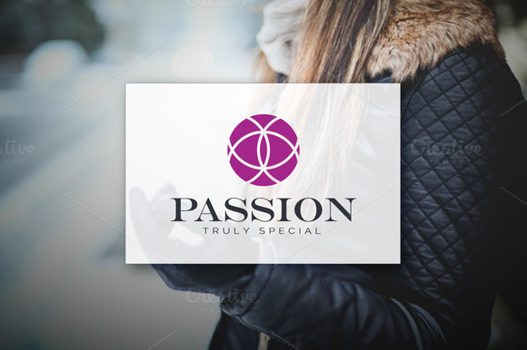 Passion Logo Design