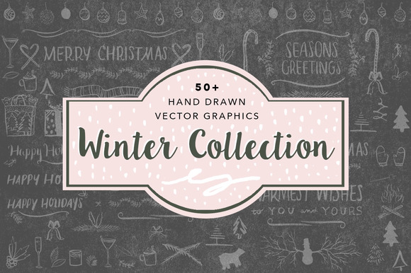 Winter Graphics Collection