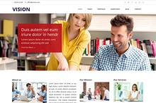 Vision - Responsive HTML Template