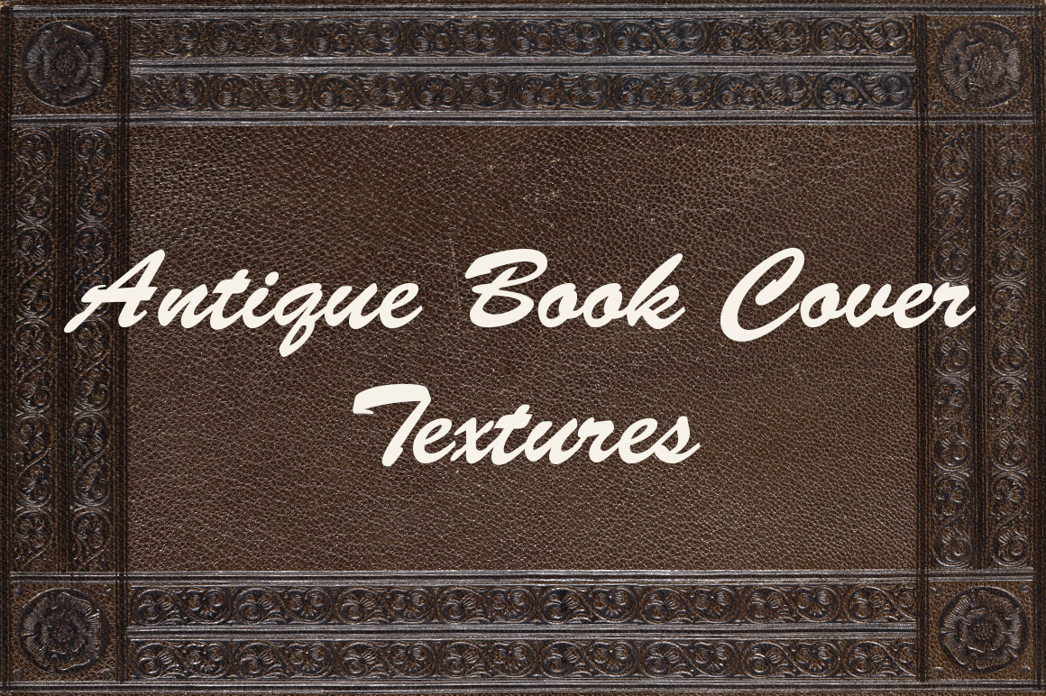 Book Cover Texture Year ~ Antique book cover textures on creative market