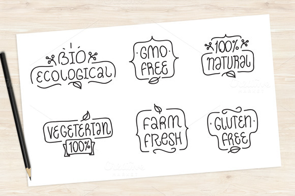 Natural Product Labels Gmo Free