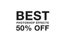 50% OFF: 6 in 1 BEST Effects Bundle