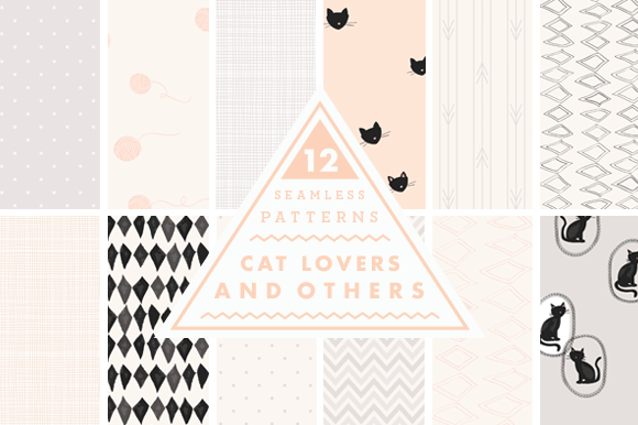 Cat Lovers Others Patterns