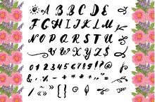 #71 Vector font