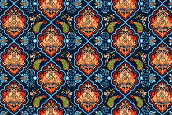 Set Of Summer Patterns