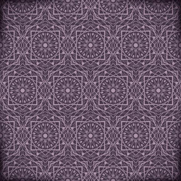 Arabic Geometric Background