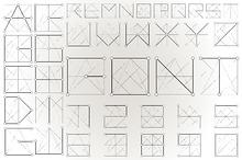 Vector Alphabet Collection