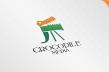 Crocodile Media - Logo