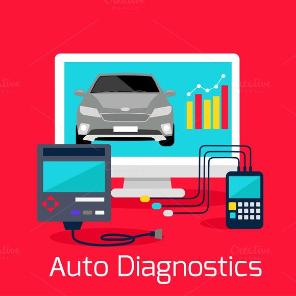 Auto Diagnostics Monitor