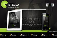 Stella - One Page WordPress Theme